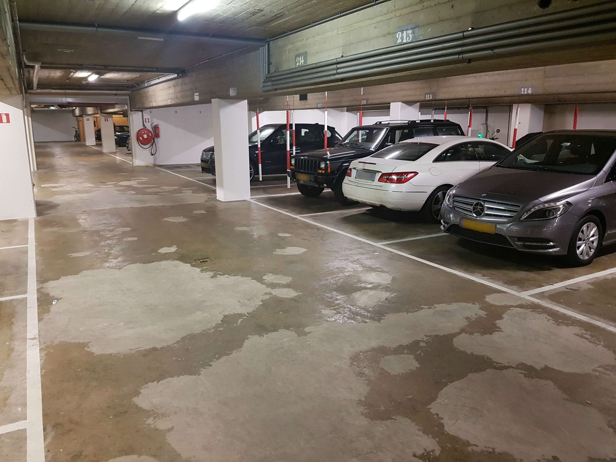 Peugeot Garage Amsterdam : Pictures parking amsterdam middenmeer